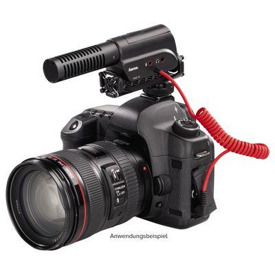 Für weitere Info hier klicken. Artikel: Hama Richtmikrofon RMZ-18, Zoom