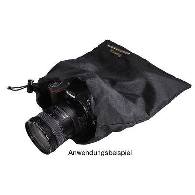 Für weitere Info hier klicken. Artikel: Hama Schutz/Reinigungsbeutel für SLR + Systemkameras