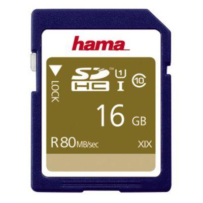 Für weitere Info hier klicken. Artikel: Hama SDHC Class 10 UHS-I 80MB/S 16 GB