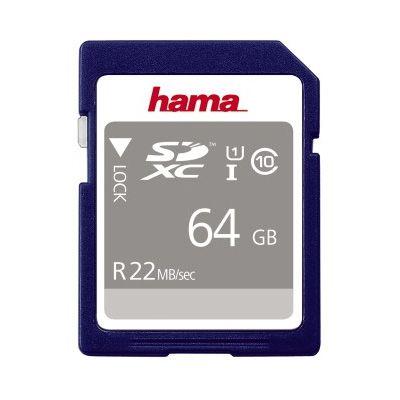 Für weitere Info hier klicken. Artikel: Hama SDXC-Card Class 10 64 GB