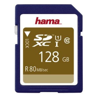 Für weitere Info hier klicken. Artikel: Hama SDXC, Class 10, UHS-I, U1, 80MB/s 128 GB