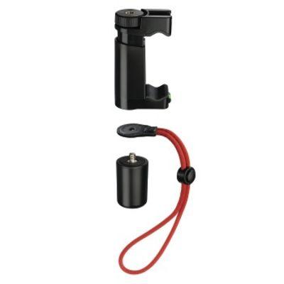 Für weitere Info hier klicken. Artikel: Hama Smartphone-Videohalterung mit Griff, 10 cm, 1/4