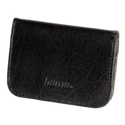 Für weitere Info hier klicken. Artikel: Hama Speicherkarten-Tasche Universal, klein schwarz