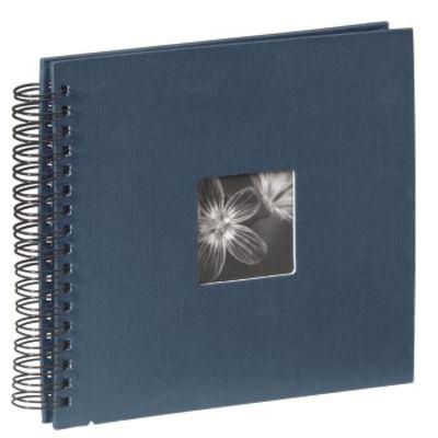 Für weitere Info hier klicken. Artikel: Hama Spiralalbum Fine Art Blau 26x24/50