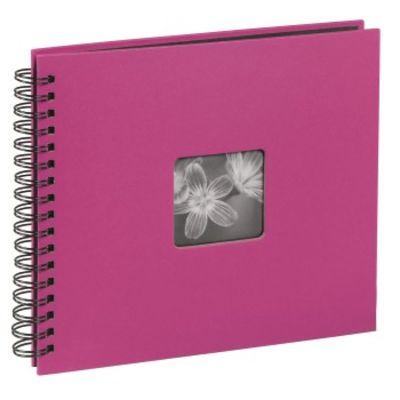 Für weitere Info hier klicken. Artikel: Hama Spiralalbum Fine Art Pink 28x24/50
