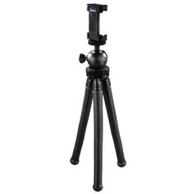 Für weitere Info hier klicken. Artikel: Hama Stativ FlexPro für Smartphone, GoPro und Fotokameras, 27 cm schwarz