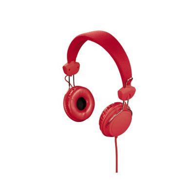 Für weitere Info hier klicken. Artikel: Hama Stereo-Kopfhörer Joy rot
