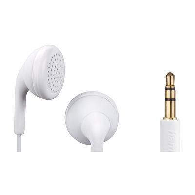 Für weitere Info hier klicken. Artikel: Hama Stereo-Ohrhörer Smart4Music, Weiß