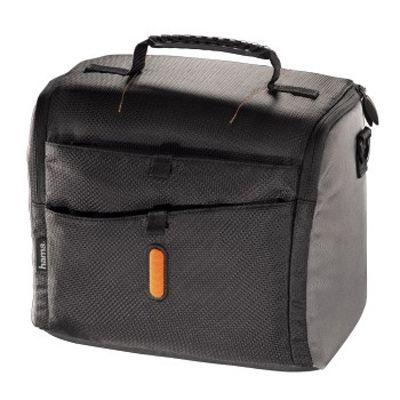 Für weitere Info hier klicken. Artikel: Hama Tasche Sorento 140 schwarz-orange