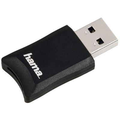 Für weitere Info hier klicken. Artikel: Hama USB-3.0-UHS-II-Kartenleser, microSD schwarz