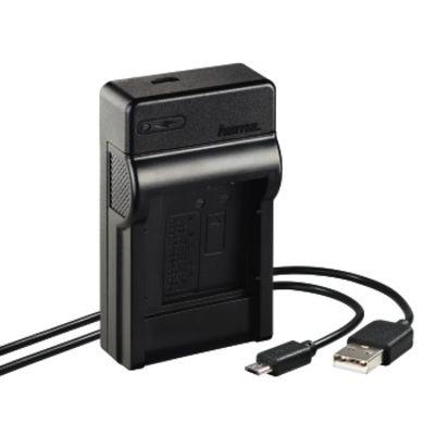 Für weitere Info hier klicken. Artikel: Hama USB-Ladegerät Travel für Sony NP-BY1
