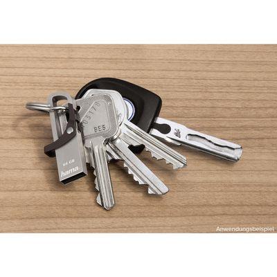 Für weitere Info hier klicken. Artikel: Hama USB-Stick Hook-Style grau 64 GB