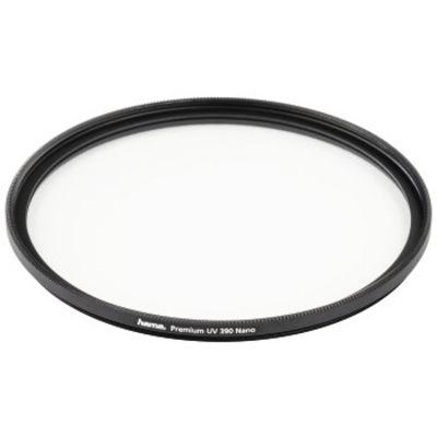 Für weitere Info hier klicken. Artikel: Hama UV 390 Filter Premium, Nano, super-coated (18 Schichten), Wide E 72