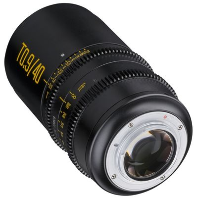 Für weitere Info hier klicken. Artikel: Handevision Ibelux 40mm f/0,9 Video APS-C Sony E-Mount