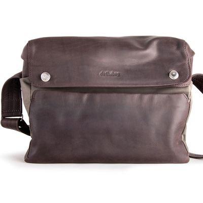 Für weitere Info hier klicken. Artikel: Harolds tank camerabag medium extra deep braun-khaki