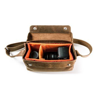 Für weitere Info hier klicken. Artikel: Harolds tank camerabag small natur