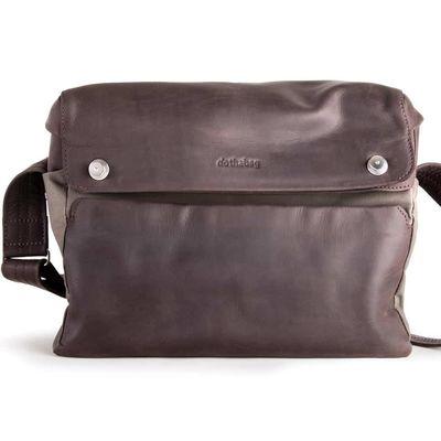 Für weitere Info hier klicken. Artikel: Harolds tank camerabag medium braun-khaki