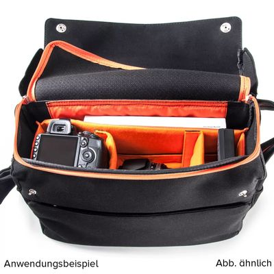 Für weitere Info hier klicken. Artikel: Harolds tank camerabag medium natur