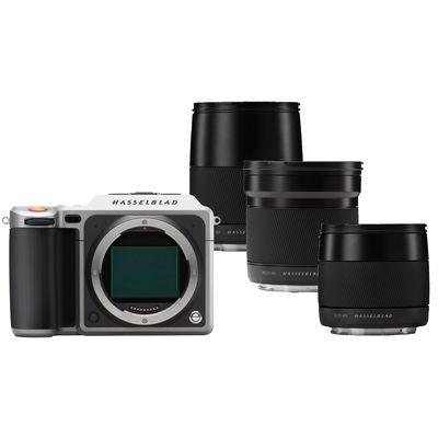 Für weitere Info hier klicken. Artikel: Hasselblad X1D Field-Kit