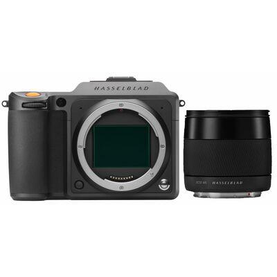 Für weitere Info hier klicken. Artikel: Hasselblad X1D II 50C + XCD 45mm f/3,5 - Starter Kit Hasselblad X