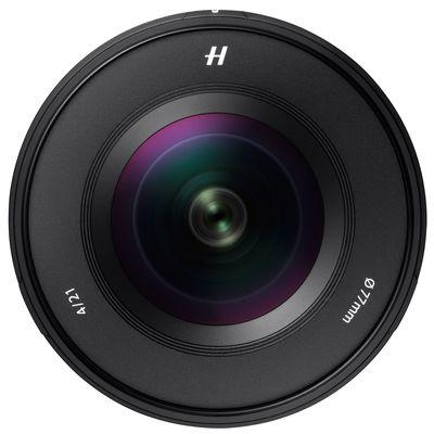 Für weitere Info hier klicken. Artikel: Hasselblad XCD 21mm f/4,0 Hasselblad X