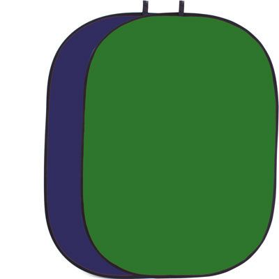 Für weitere Info hier klicken. Artikel: Helios Falthintergrund grün + blau