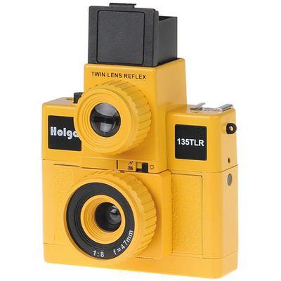 Für weitere Info hier klicken. Artikel: Holga 135 TLR gelb