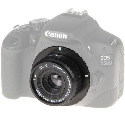 Für weitere Info hier klicken. Artikel: Holga 8,0/60 Canon EF