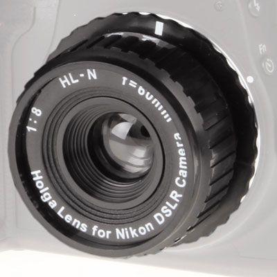 Für weitere Info hier klicken. Artikel: Holga 8,0/60 Nikon FX