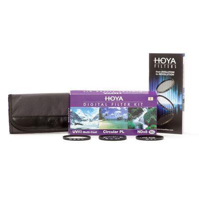 Für weitere Info hier klicken. Artikel: Hoya Digital Filter Kit II E 77