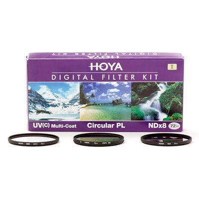 Für weitere Info hier klicken. Artikel: Hoya Digital Filter Kit II E 58