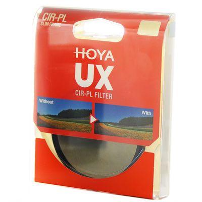 Für weitere Info hier klicken. Artikel: Hoya Filter Cirkular UX Pol E 55