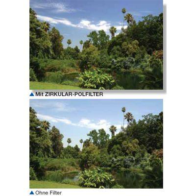 Für weitere Info hier klicken. Artikel: Hoya Polfilter zirk. Pro 1 Digital E 72