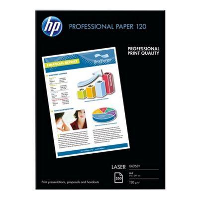 Für weitere Info hier klicken. Artikel: HP Foto Papier Professional glänzend laser 120g/m2 250 Blatt A4