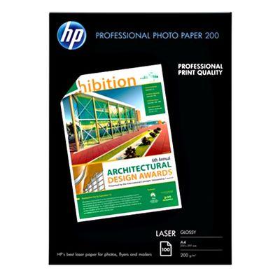 Für weitere Info hier klicken. Artikel: HP Foto Papier Professional glänzend laser 200g/m2 100 Blatt A4