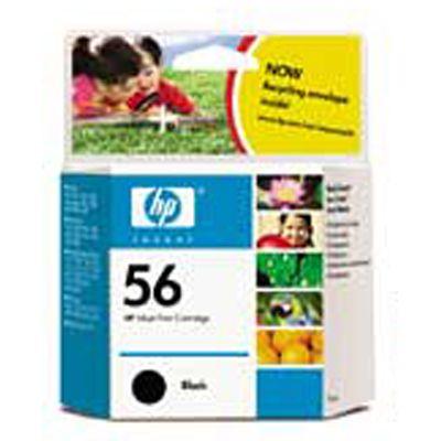Für weitere Info hier klicken. Artikel: HP Patrone 56 schwarz 19 ml