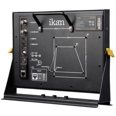 Für weitere Info hier klicken. Artikel: Ikan D12 11.6 Zoll 3G-SDI Full HD Monitor w/ IPS Panel
