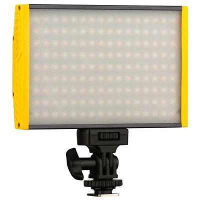 Für weitere Info hier klicken. Artikel: Ikan Onyx 120 Bi-Color Aluminum On Camera LED Light