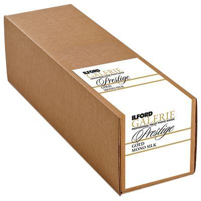 Für weitere Info hier klicken. Artikel: Ilford Druckerpapier GALERIE Prestige Gold Mono Silk 12 m Rolle 61,0 cm