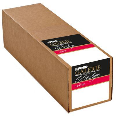 Für weitere Info hier klicken. Artikel: Ilford Druckerpapier GALERIE Prestige Lustre 30,5 m Rolle 111,8 cm