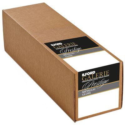 Für weitere Info hier klicken. Artikel: Ilford Druckerpapier GALERIE Prestige Metallic Gloss 30 m Rolle 111,8 cm