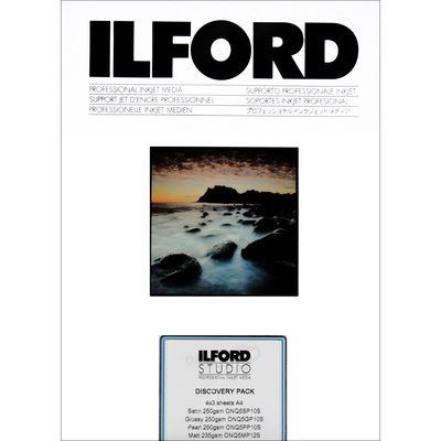 Für weitere Info hier klicken. Artikel: Ilford Druckerpapier Studio Discovery Pack