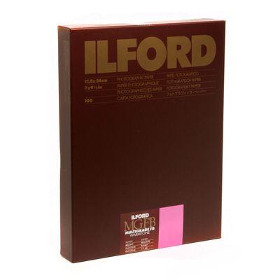 Für weitere Info hier klicken. Artikel: Ilford Multigrade FB Warm 1K 50 Blatt 30x40