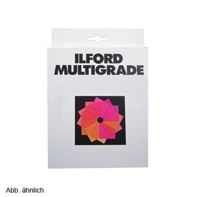 Für weitere Info hier klicken. Artikel: Ilford Multigrade Folienfilter 1 Satz 8,9x8,9cm
