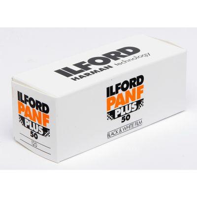 Für weitere Info hier klicken. Artikel: Ilford Pan F Plus 50 120