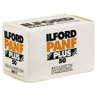 Für weitere Info hier klicken. Artikel: Ilford Pan F Plus 50 135/36