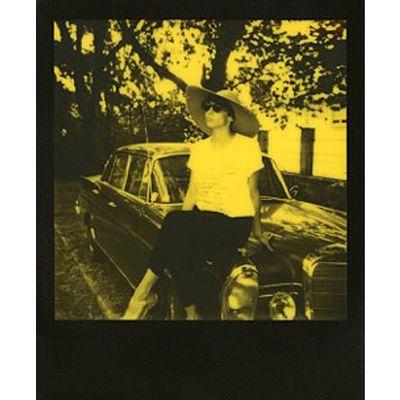 Für weitere Info hier klicken. Artikel: Impossible Sofortbildfilm black&yellow 600 duochrome