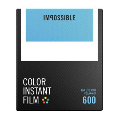 Für weitere Info hier klicken. Artikel: Impossible Sofortbildfilm Color 600