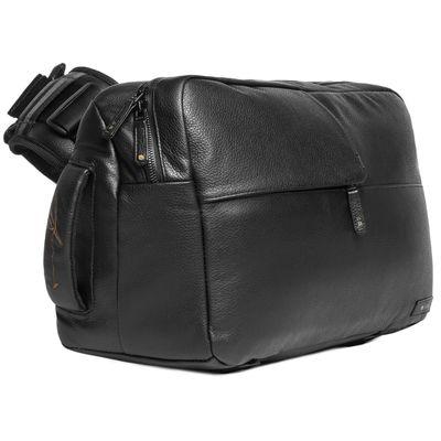 Für weitere Info hier klicken. Artikel: Incase Ledertasche Ari Marcopoulos Camera Bag schwarz