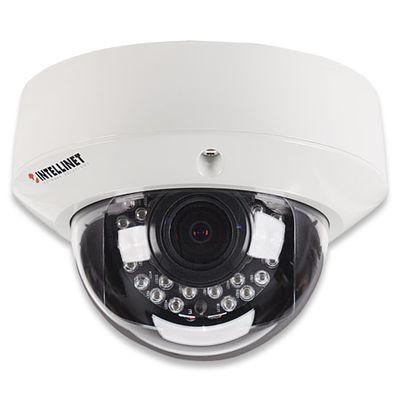 Für weitere Info hier klicken. Artikel: Intellinet IDC-757IR Megapixel Outdoor Dome Netzwerkkamera mit Nachtsichtfunktion weiß